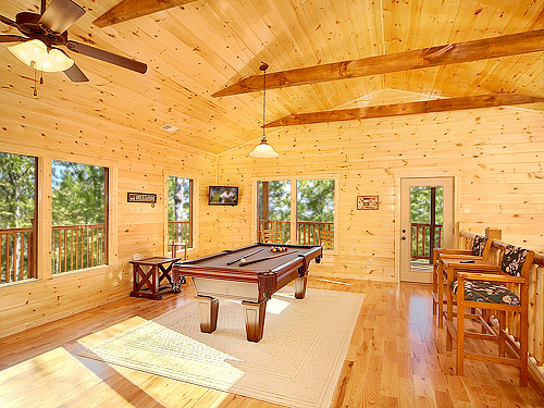 Cabin For Rent in Gatlinburg TN